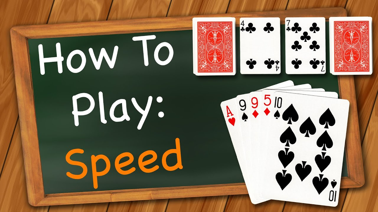 how to play speed